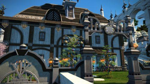 Final Fantasy XIV: jogadores não perderão suas casas durante crise do COVID-19