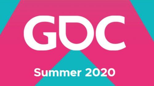 GDC 2020 acontecerá em agosto, anuncia organização