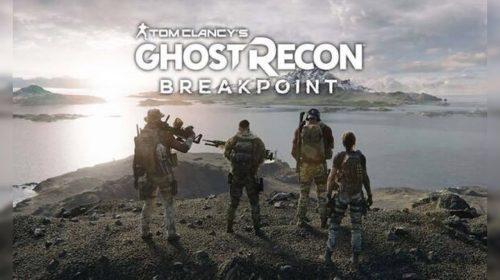 Ghost Recon Breakpoint ganha passes gratuitos especiais