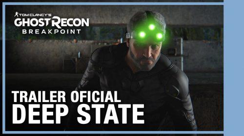 Ghost Recon Breakpoint: evento com Splinter Cell recebe trailer