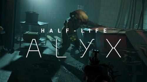 Half Life: Alyx no PSVR? Valve não descarta possibilidade