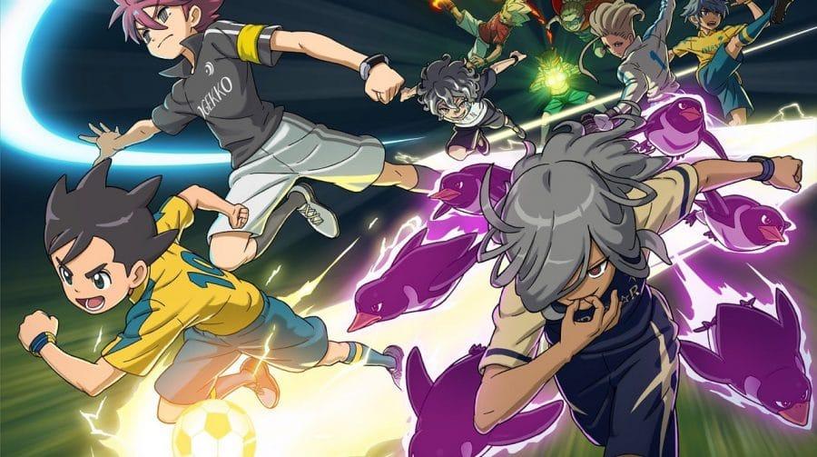 Inazuma Eleven está com dificuldades no desenvolvimento