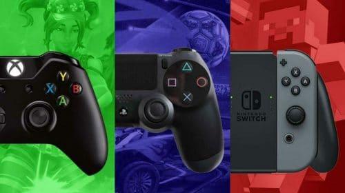 Indústria de videogames movimentou mais de US$ 90 bilhões nos EUA em 2019