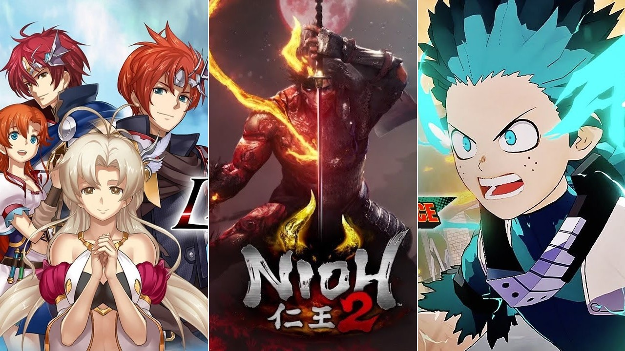 Veja os lançamentos da semana (10/03 a 13/03) para PS4