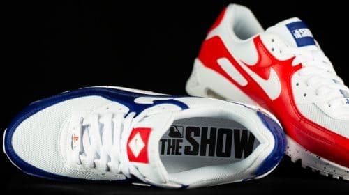 Nike e PlayStation fazem parceria e lançam tênis de MLB The Show 20
