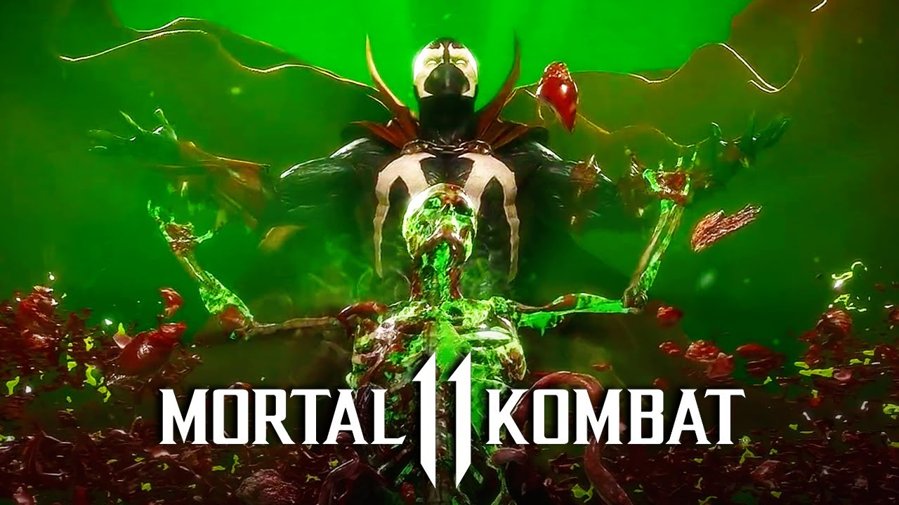 O Soldado do Inferno: veja as skins de Spawn em Mortal Kombat 11