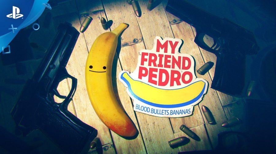 My Friend Pedro chegará ao PlayStation 4 no dia 2 de abril
