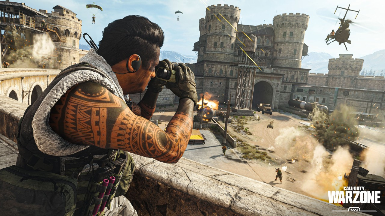 Veja 7 dicas para encarar o Battle Royale de Call of Duty: Warzone