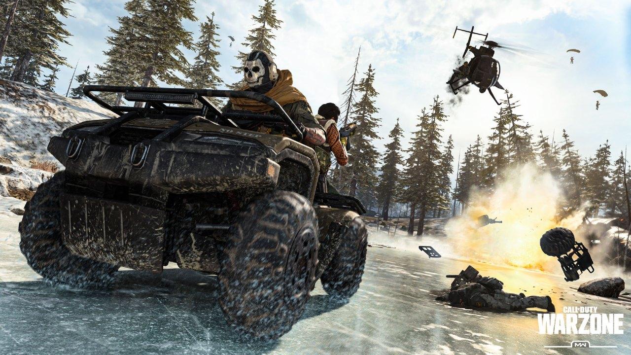 Activision finalmente anuncia o modo Battle Royale de Modern Warfare