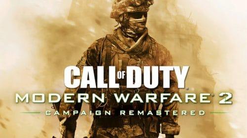 Vaza lista de troféus de Call of Duty: Modern Warfare 2 Campaign Remastered