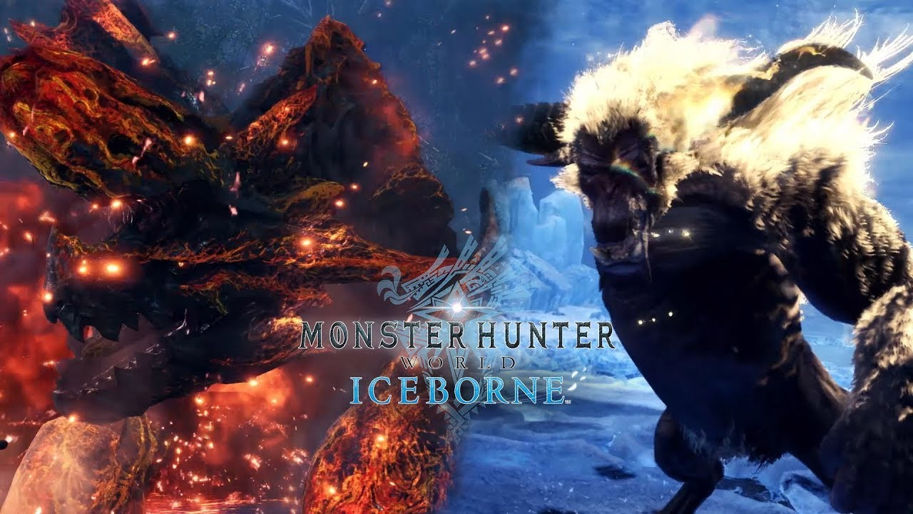 Monster Hunter World: Iceborne vai receber novos monstros em março