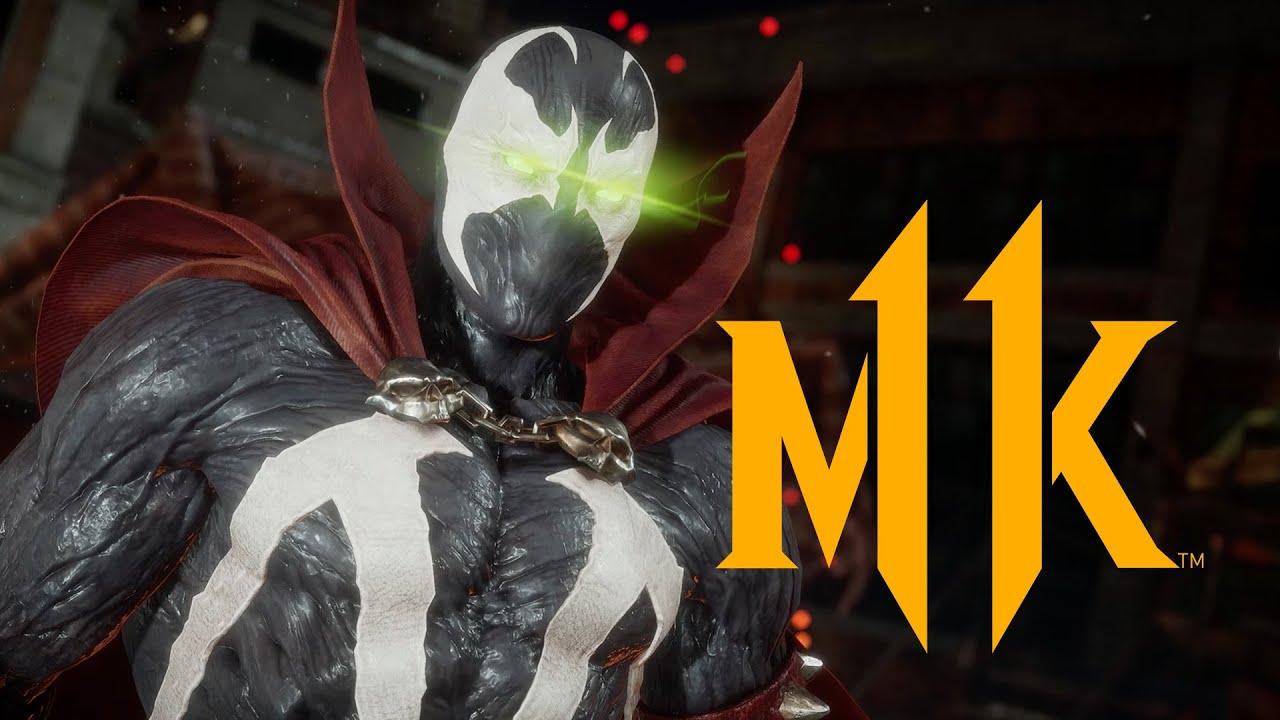 Mortal Kombat 11: NetherRealm revela primeiro gameplay de Spawn