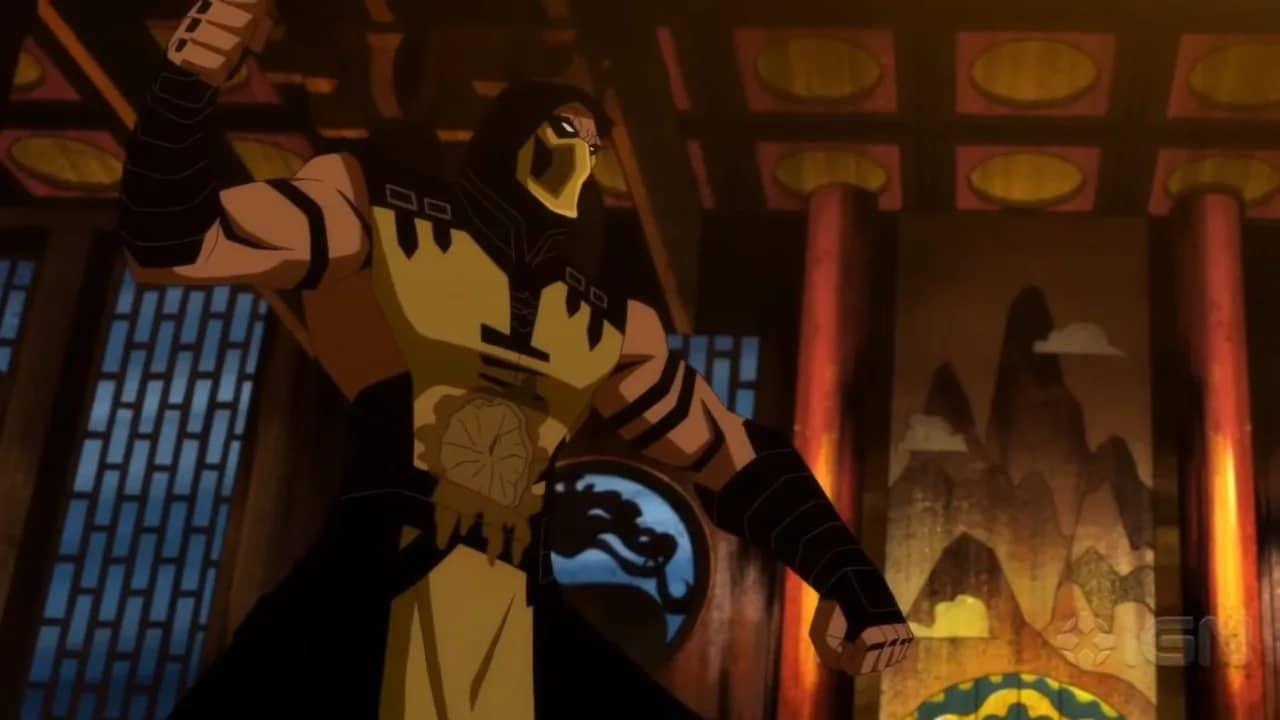 Animação de Mortal Kombat recebe trailer insano e com muito sangue