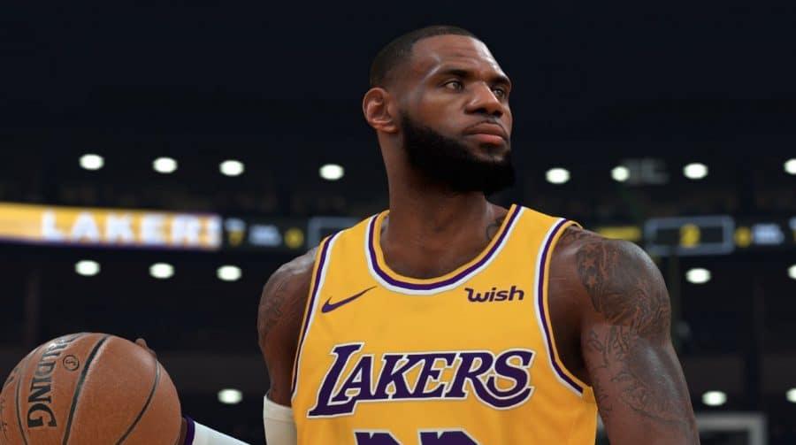 Take-Two vence processo por retratar tatuagens em NBA 2K20
