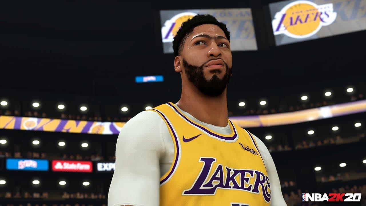 Suspensão da NBA está afetando modo MyLeague de NBA 2K20