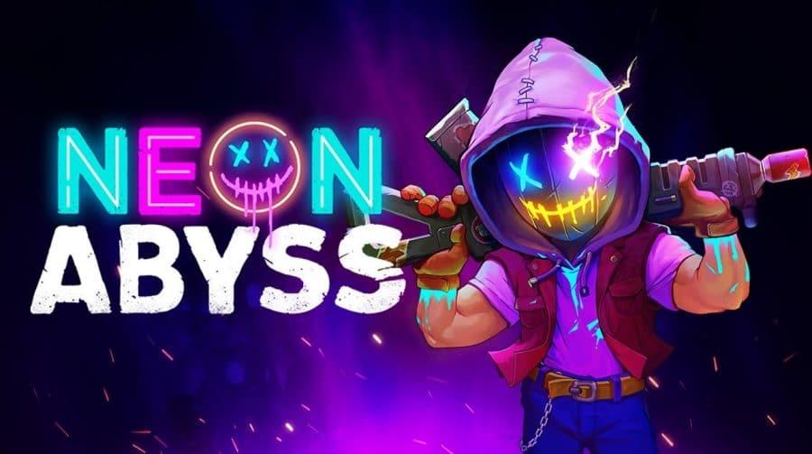 Neon Abyss, um roguelite frenético, será lançado para PlayStation 4
