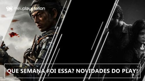 NOVIDADES do PlayStation: Lançamento de Ghost of Tsushima e série de The Last of Us