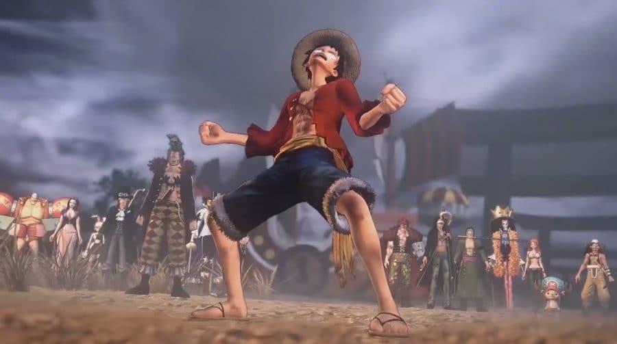 One Piece: Pirate Warriors 4 ganha trailer de lançamento