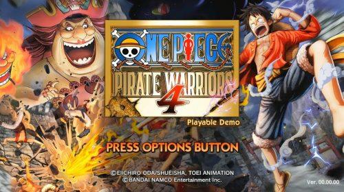Bandai Namco libera uma tonelada de trailers de One Piece Pirate Warriors 4