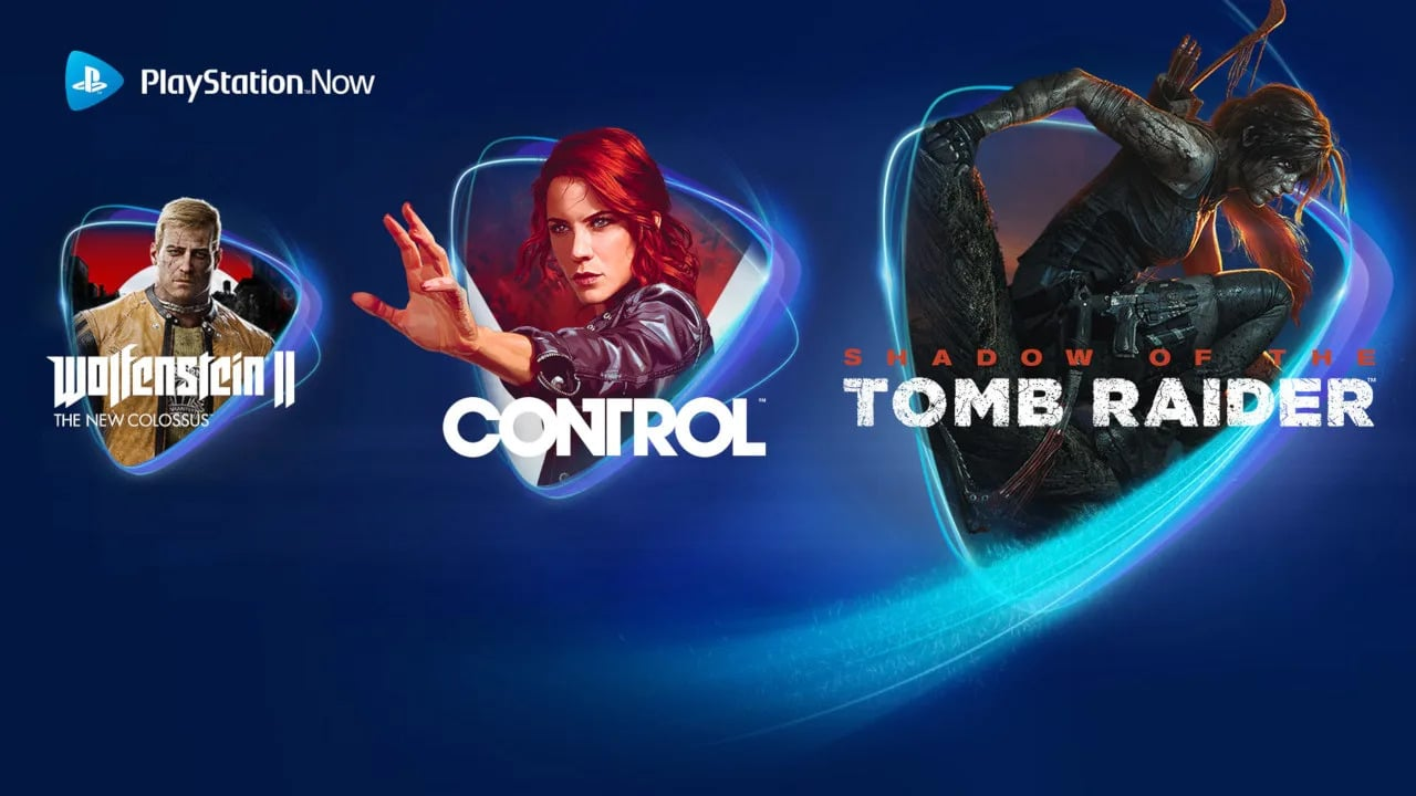 PS Now vai receber Shadow of the Tomb Raider e Control