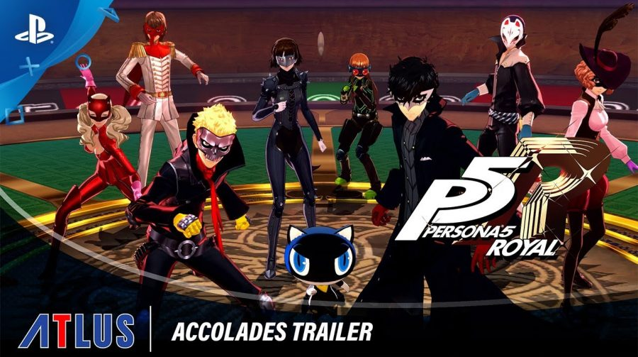 Persona 5 Royal - Trailer com elogios da mídia - PlayStation 4