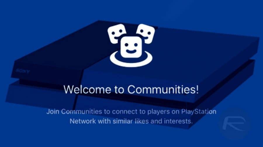 Sony desativa aplicativo PlayStation Communities no mobile