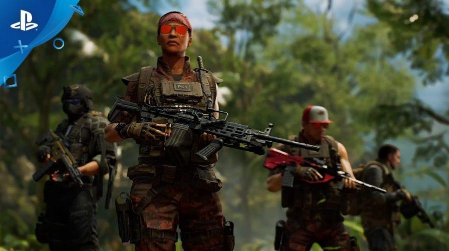 Predator Hunting Grounds - Cace ou Escape do Predador PS4