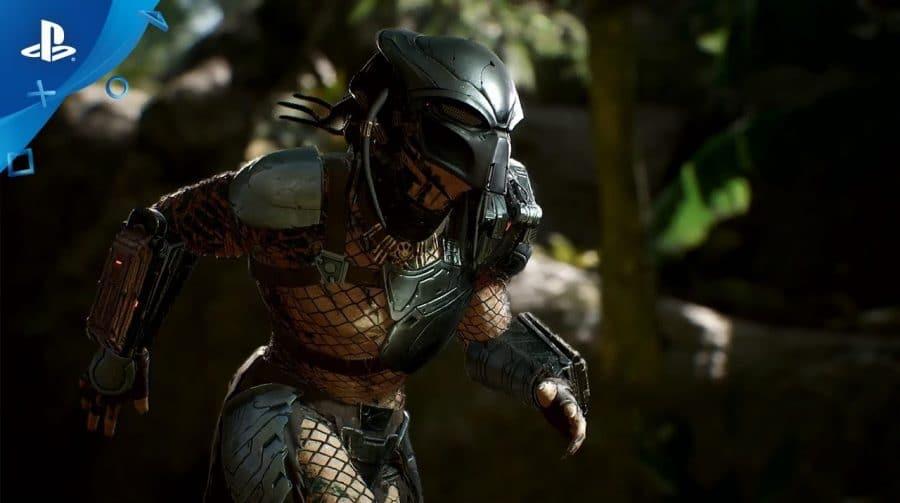 Predator Hunting Grounds - Seja o Predador PS4