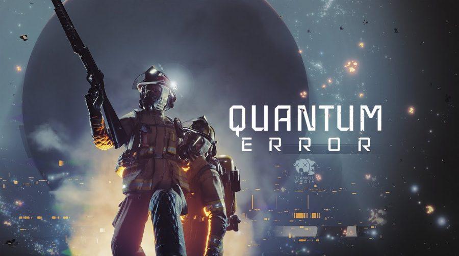 Primeiro jogo de terror para o PS5 é anunciado: Quantum Error