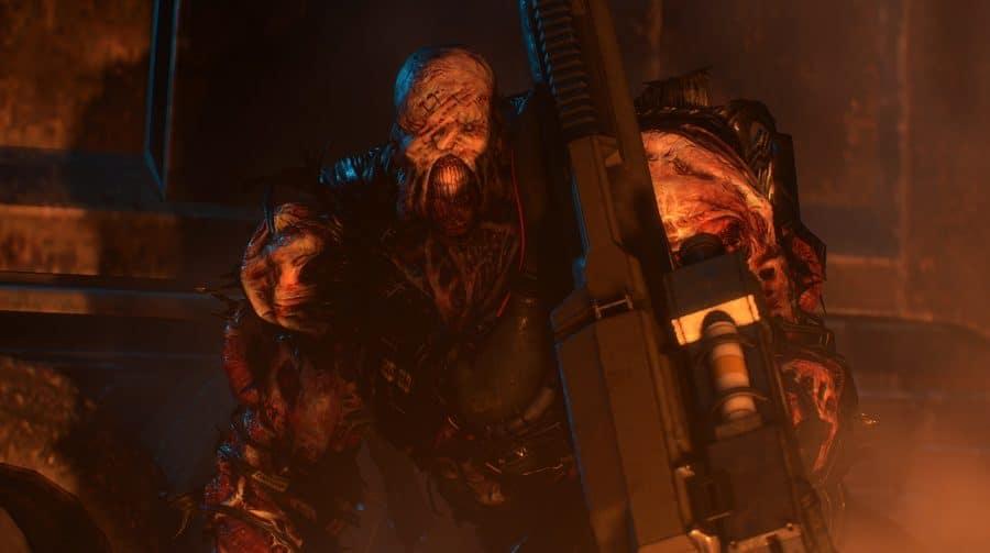 Resident Evil 3: novas imagens mostram Nemesis assustador
