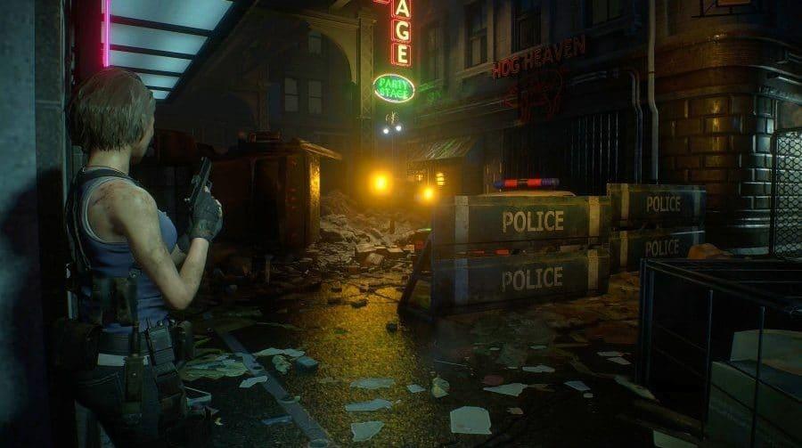 Easter egg de Mega Man é encontrado na demo de Resident Evil 3