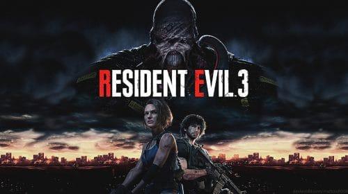 Resident Evil 3 vendeu quase 200 mil cópias no Japão na estreia