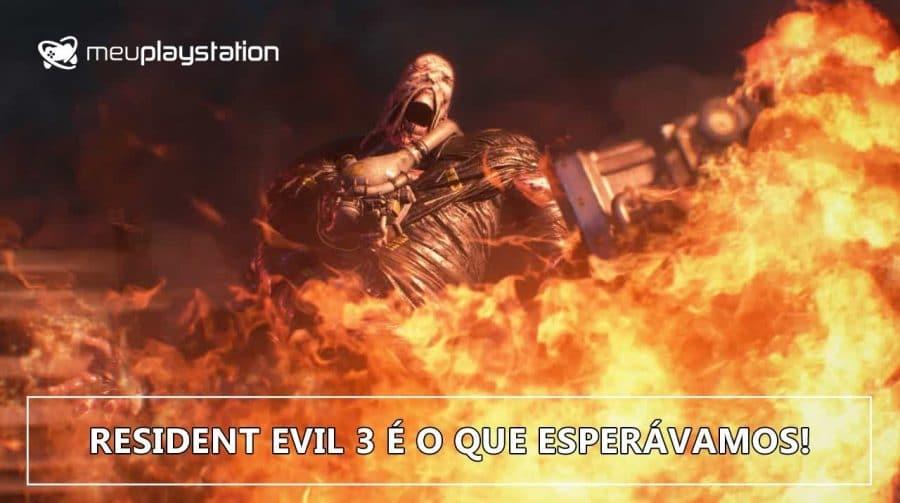 [Vídeo análise] Resident Evil 3: Vale a pena?