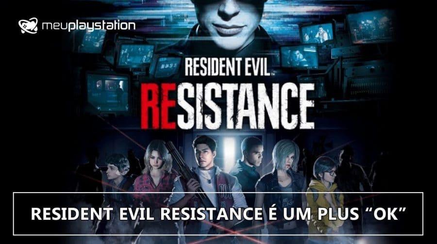 [Vídeo análise] Resident Evil Resistance: Vale a pena?