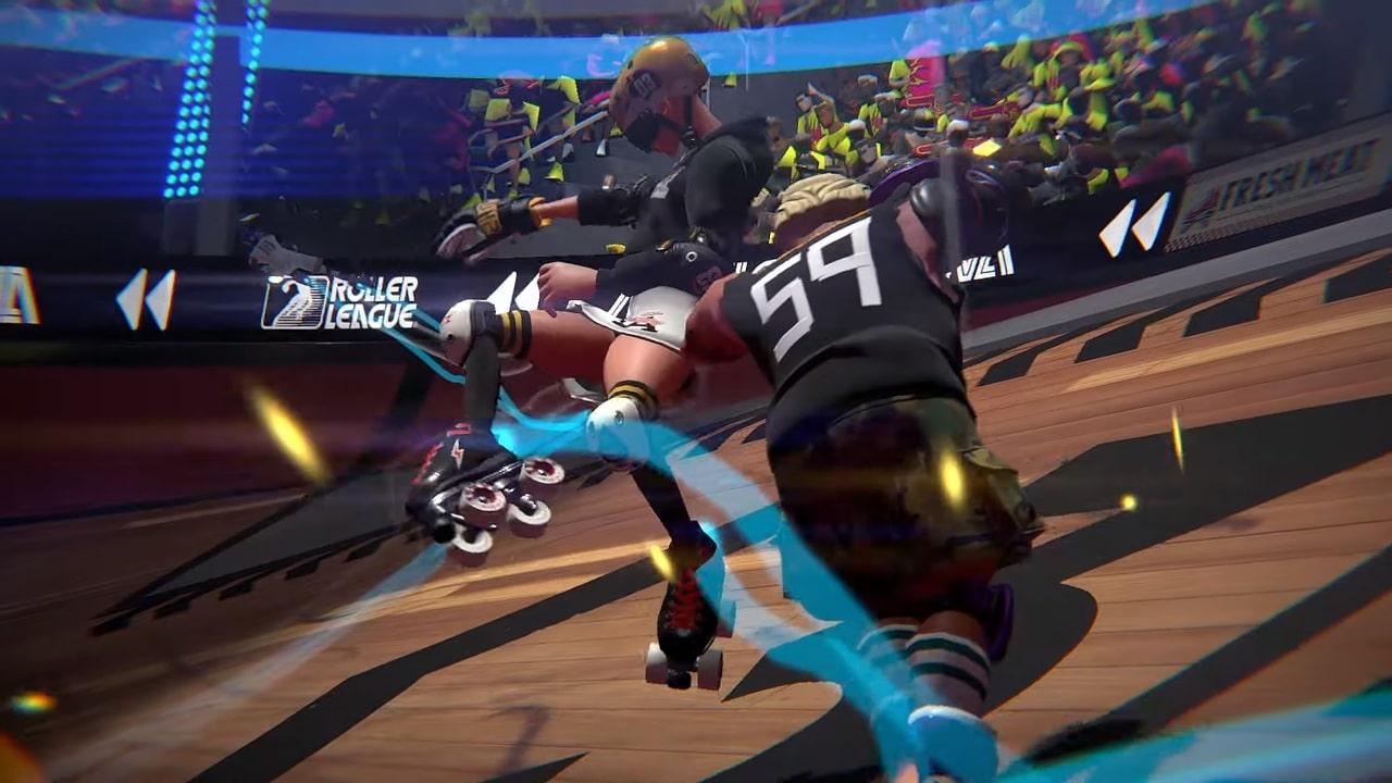 Roller Champions, multiplayer da Ubisoft, será lançado no PS4