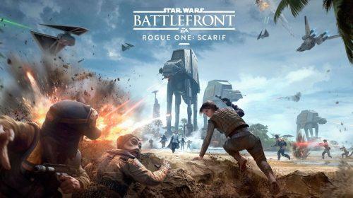 Expansão de Star Wars Battlefront II é adiada para abril
