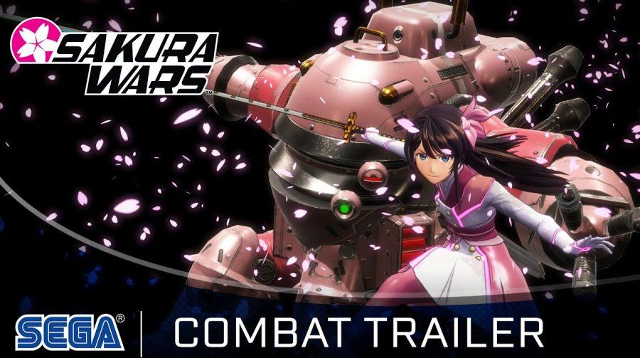 Sakura Wars: trailers destacam gameplay e design dos personagens