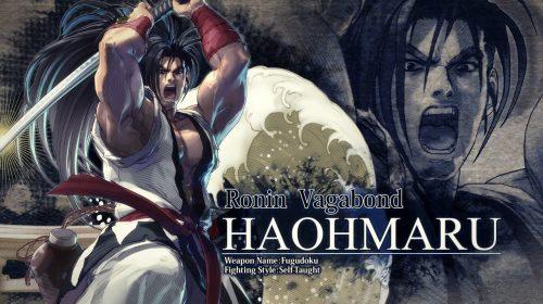 SoulCalibur VI: Haohmaru, de Samurai Shodown, chegará no fim de março