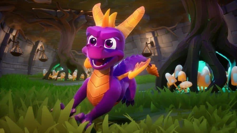 Activision estaria desenvolvendo novo game de Spyro [rumor]