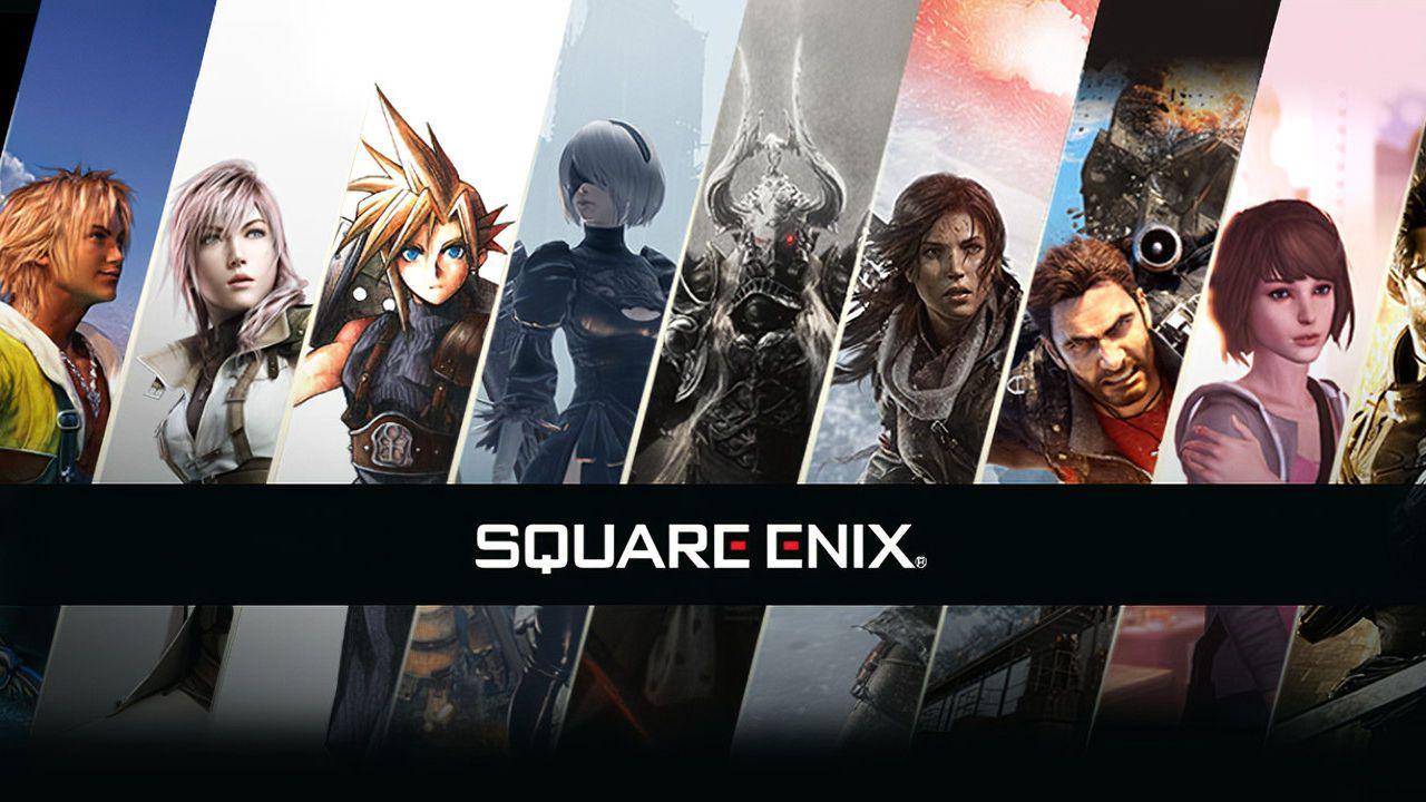 Square Enix não tem planos para sediar conferência online