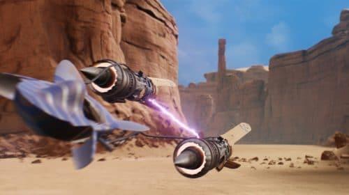 Clássico Star Wars Episode 1: Racer é anunciado para PS4