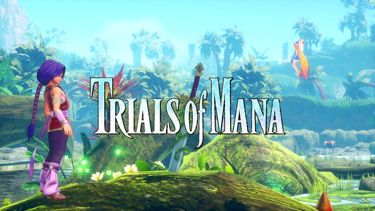 Square revela gameplay do remake de Trials of Mana