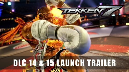 Tekken 7: trailer do novo personagem - Fahkumram
