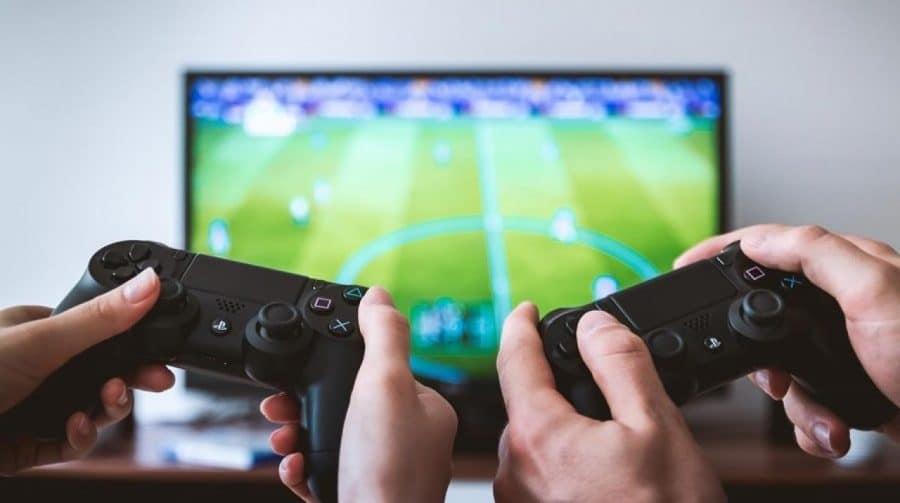 Pessoas estão usando videogames para fazer eventos como casamentos