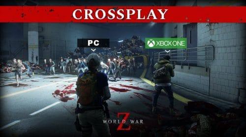 World War Z: crossplay não estará disponível para PS4 no lançamento