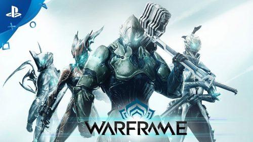 Free-to-play, Warframe é mais um jogo confirmado para PS5