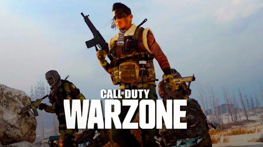 Update de Call of Duty: Warzone trará mais armas para o game