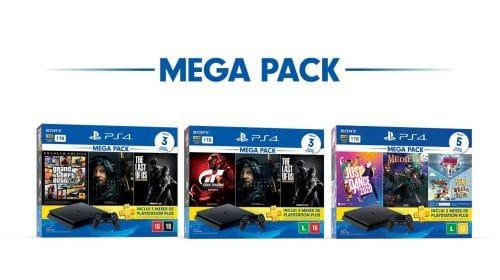 Sony anuncia três novos MegaPacks com Death Stranding