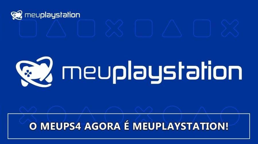 Conhecendo o MEUPLAYSTATION, nosso novo site!