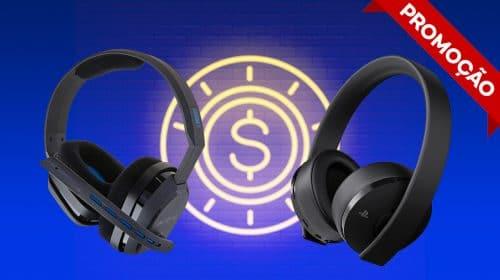 Ouve essa: cupom exclusivo e LIMITADO para headsets especiais!
